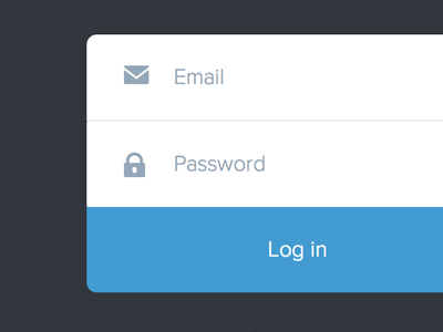 New Shopify login screens login form log in sign in