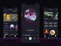 Rewind Music App