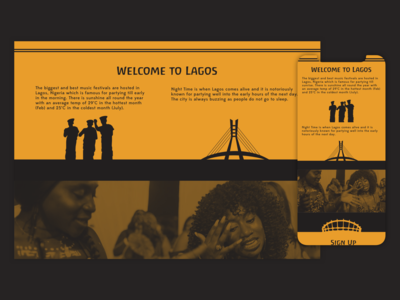 Welcome to Lagos Responsive Website