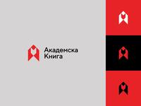 Akademska Kniga - Logo Design