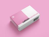 Caffetin redesigned