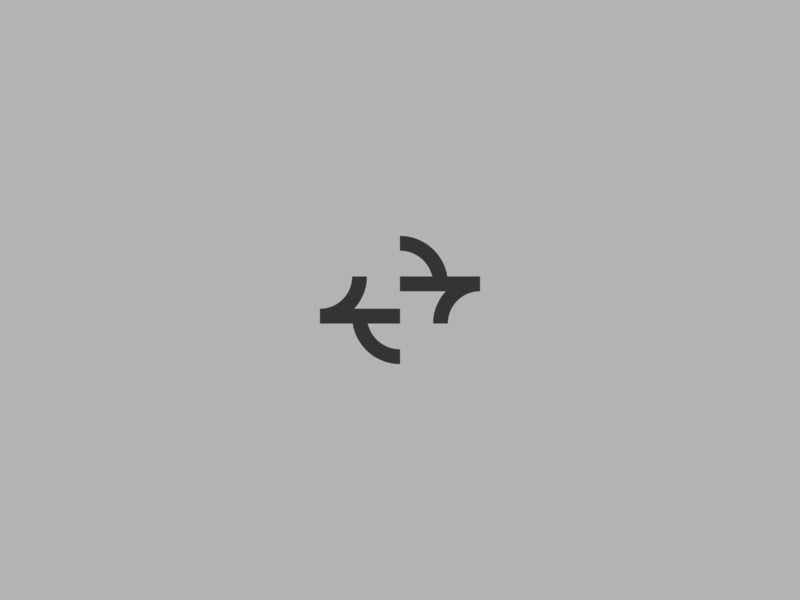 Transfer concept vector type simple minimal red logotype logo archive retro arrow m s symbol mark money monogram transfer