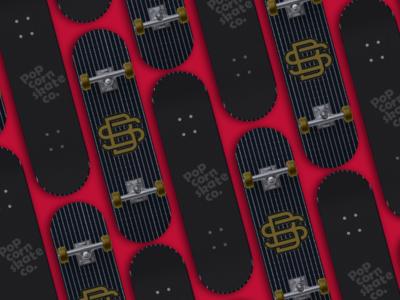 Sb skate deck
