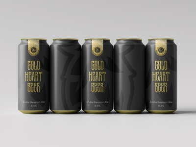 Gold Heart Beer