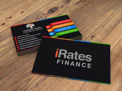 Business Card card