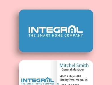 Business Card illustration