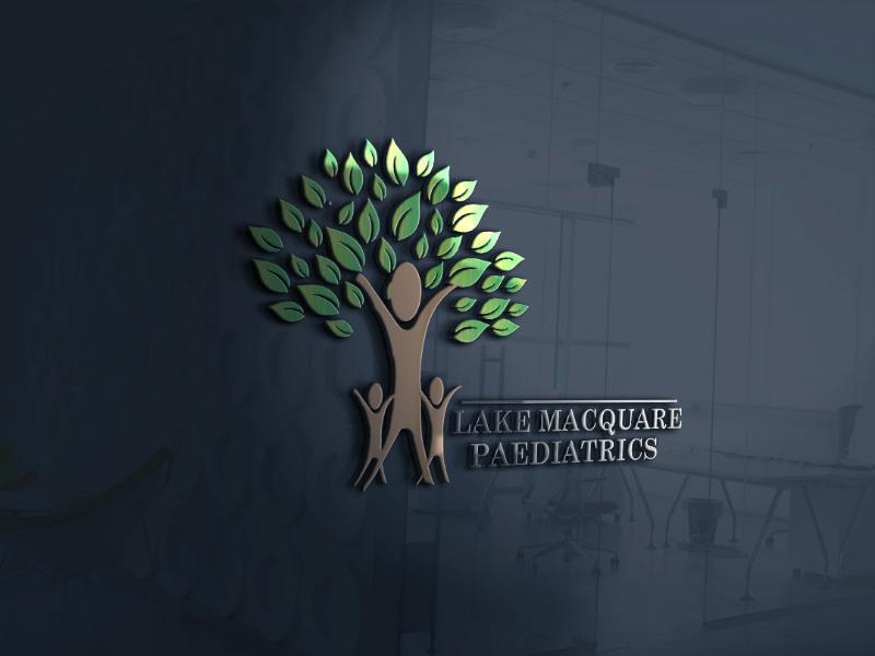 Lake Macquarie logo design