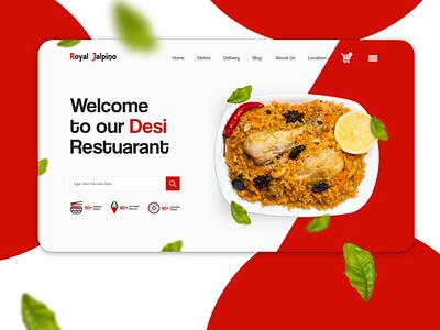 Royal Jalpino web design
