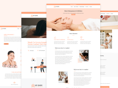 My Body Clinics female ux uxui ui web design web design skin hair removal fat freeze skin care