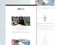 Jane Hudson About