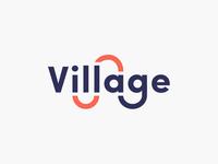 Village logotype