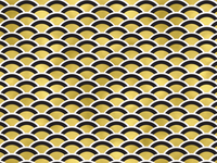 Scale pattern