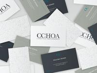 Ochoa Photography Business Cards