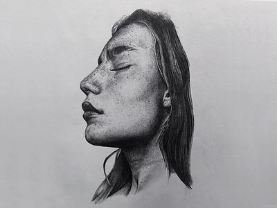 Portrait drawing draw art pencil illustration face artworks sketch pencil drawing drawing by hand pencil art portrait artwork