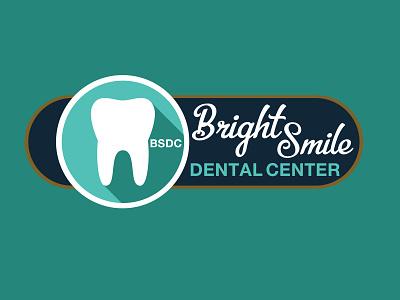 Redesign for BSDC (Bright Smile Dental Center) Logo vector logo illustration design branding