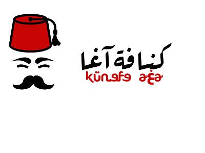 Design for Konafa Agha Logo vector logo illustration design branding