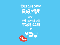 #HereForFarmers concept