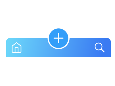 Bottom Bar for iOS