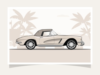 Classic Car | Chevrolet Corvette