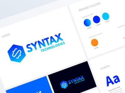 Syntax Technologies Re-branding