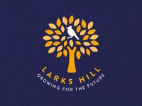 Larks Hill - Childs Logo 3 - Colour