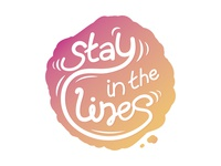 Stay in the Lines - Logo Design 2