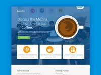 MozCoffee Landing Page Proposal