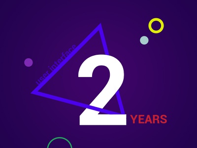 2 Years Journey As User Interface Designer