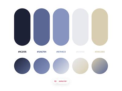Dopely Colors #93 palette palettes colorsworld colorsfordesign icons logo ui mrpugo dopely beauty colorscheme colorpalette colours ux colors