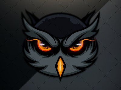 Owl Mascot Logo esport logo gamer epsorts esport gaming bird mascot logo design mascotlogo mascot hoot owl illustration owl logo owlmascot owl logo ghostlogo dribbble design deisgner arizona