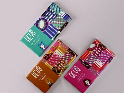 Be You - Chocolate bar Branding beyourself chocolate logo branding design illustration