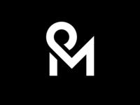 PM  - monogram for fashion brand