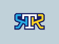 RR Team logo concept