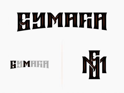 GYMAFIA - Logo/Monogram