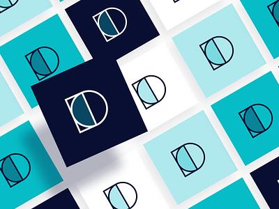 Democreative Studio - Remote Native Studio illustration clean design branding logo nocoded