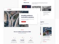 Linkroad Website