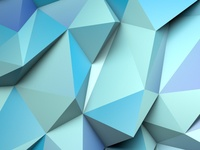 3D Polygon BG