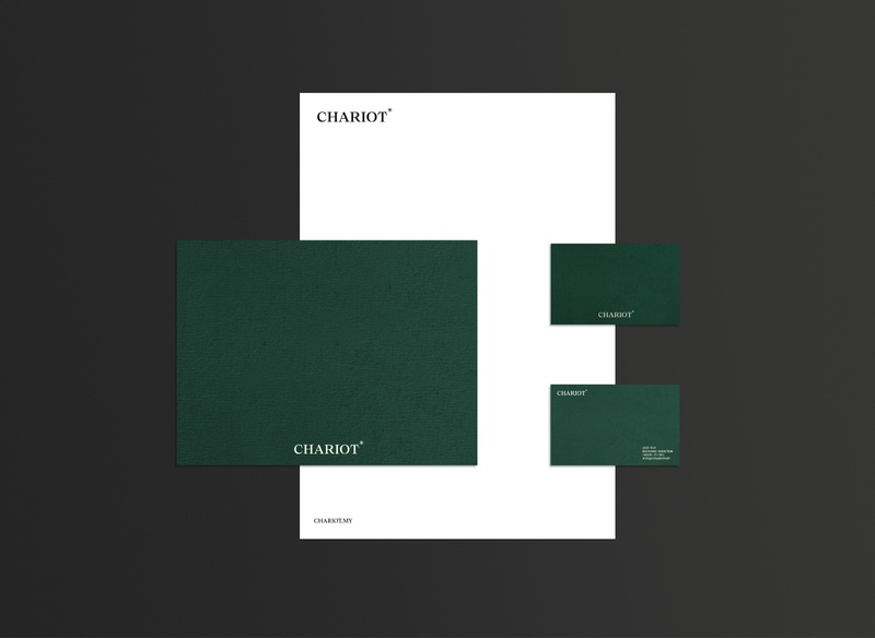 Chariot Brand Collateral
