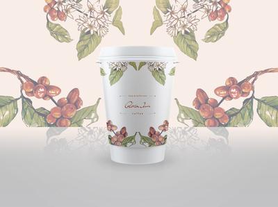 Gloria Jeans Coffee Rebranding