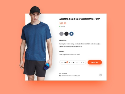 Product Quick View Popup ecommerce fashion shop ui dzoan popup quick view product