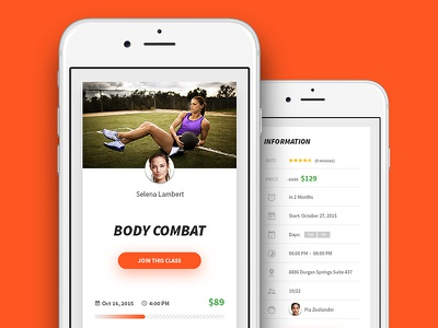 ASLAN Class Bootstrap Grid grid bootstrap aslan diffused shadow dzoan fitness gym personal trainer psd sport yoga ui8