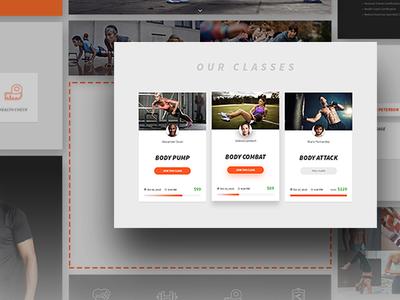 ASLAN | Gym & Fitness WordPress Theme