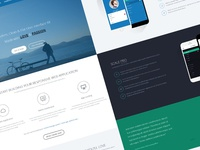 Scale Landing Page