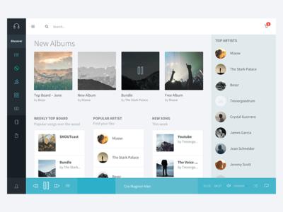 Musik WordPress Theme wordpress music musik