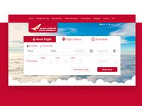 Air India website Redesign