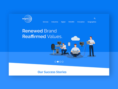Wipro Redesign