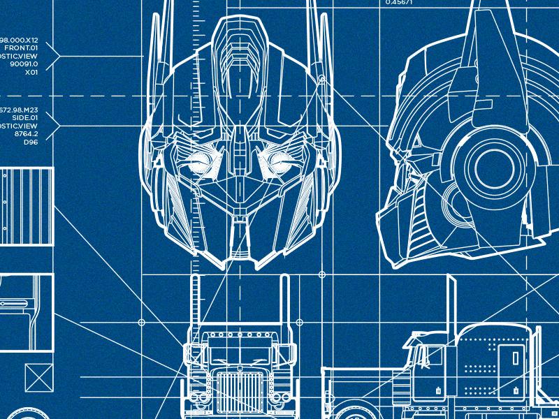 Transformers Schematics By Chad Gowey