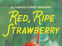 Red, Ripe Strawberry IPA