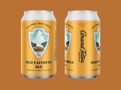 Old Faithful Ale