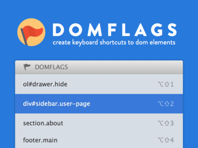 DomFlags launch party!